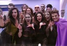 BBB17 - Festa Zumbi (Reprodução/TV Globo)