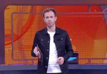BBB17 - Tiago Leifert (Reprodução/TV Globo)