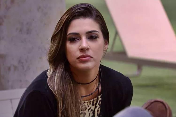 BBB17 - Vivian (Reprodução/TV Globo)