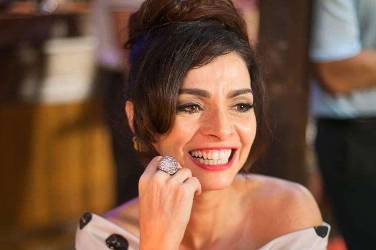 Claudia Ohana (Globo/Raquel Cunha)