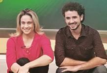 Fernanda Gentil e Felipe Andreoli/Instagram