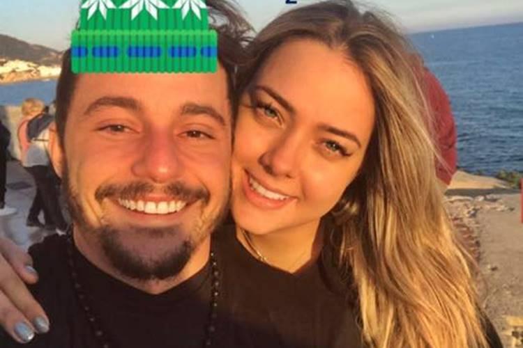 João Alcântara e Carol Dantas/Instagram