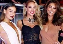Juliana Paes, Paolla Oliveira e Isis Valverde - A Força do Querer / Instagram