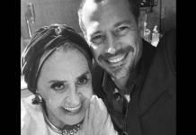 Laura Cardoso e Malvino Salvador/Instagram