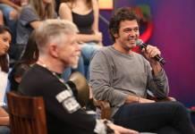 Miguel Falabella e Bruno Mazzeo (Globo/Divulgação Gshow/Carol Caminha)