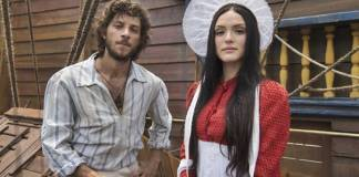 Novo Mundo - Joaquim e Anna (Globo/Estevam Avellar)