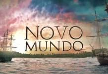Novo Mundo - Logo (Reprodução/TV Globo)