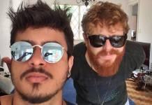 Pablo Soares e Erick Krominski/Instagram