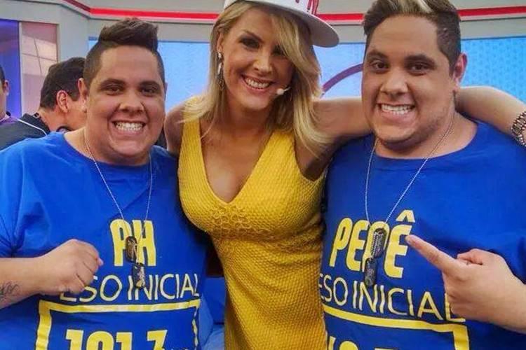 PH - Ana - Pepê/Facebook
