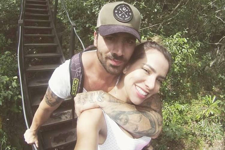 Rodrigão e Adriana/Instagram