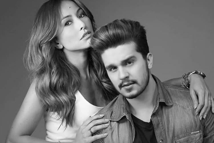 Sabrina Sato e Luan Santana/Instagram