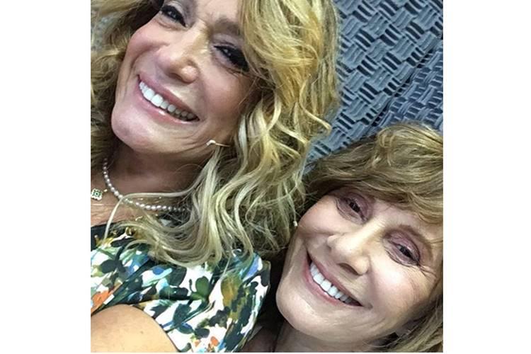 Susana Vieira e Renata Sorrah/Instagram