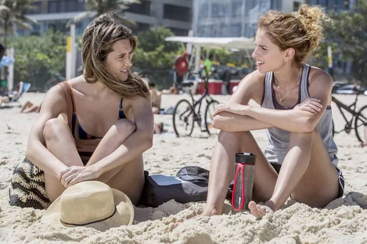 A Força do Querer - Simone e Ivana (Reprodução/TV Globo)