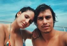 Amanda de Godoi e Francisco Vitti/Instagram
