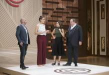 Masterchef- Ana Paula Padrão conversa com os jurados (Carlos Reinis/Band)