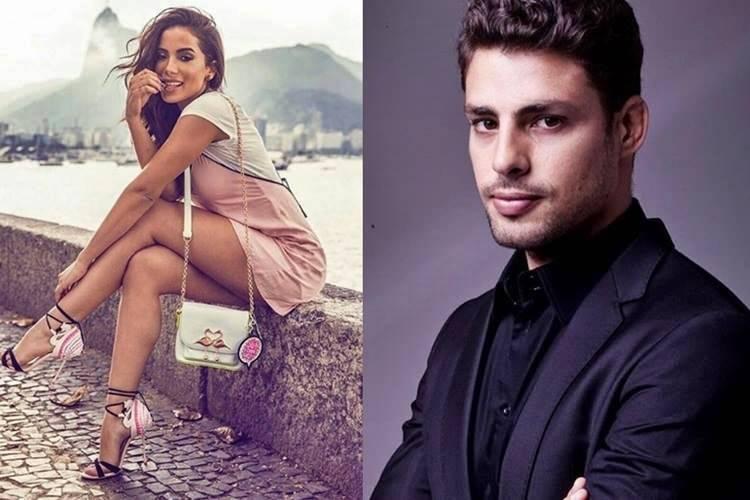 Anitta e Cauã Reymond/Instagram