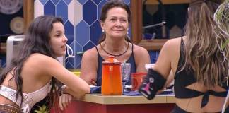 BBB17 - Emilly - Ieda - Vivian (Reprodução/TV Globo)