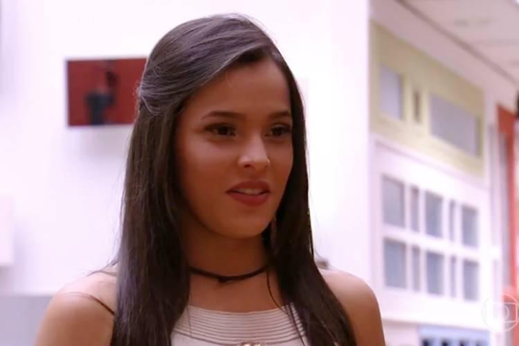 BBB17 - Emilly (Reprodução/TV Globo)