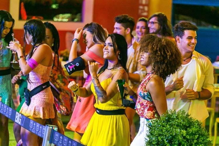 BBB17 - Festa Vila BBB (Globo/Paulo Belote)