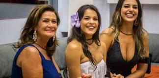 BBB17 - Ieda- Emilly e Vivian (Globo/Paulo Belote)
