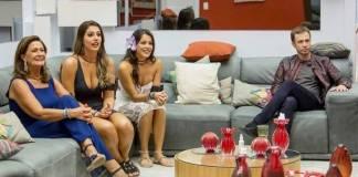 BBB17 - Tiago Leifert entra na casa (Reprodução/TV Globo)