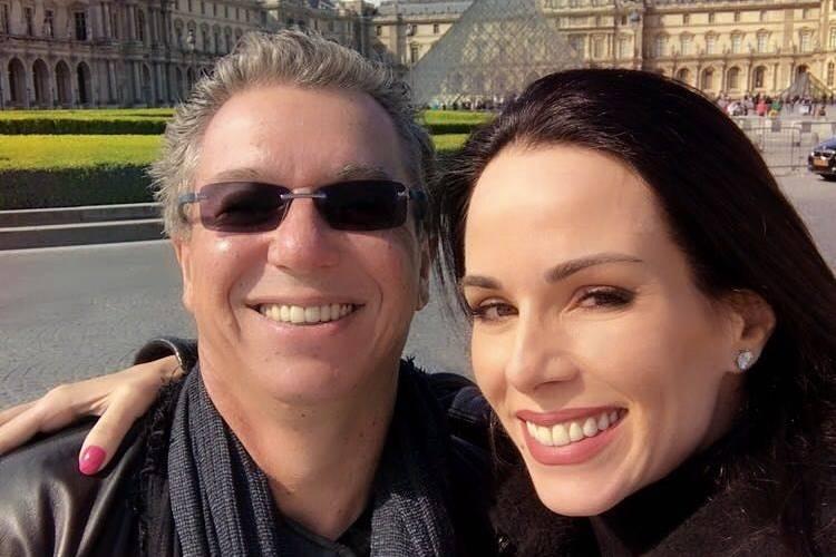 Boninho e Ana Furtado/Instagram