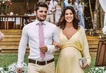 Buno Gissoni e Yanna Lavigne