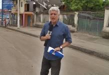 Caco Barcellos (Globo/Divulgação)