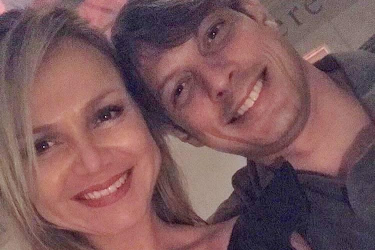 Eliana e Adriano Ricco/Instagram
