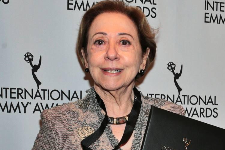 Fernanda Montenegro (Globo/Luiz C. Ribeiro)