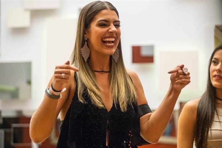 Final BBB17 - Vivian (Globo/Paulo Belote)