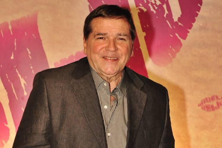 Jerry Adriani (TV Globo/Estevam Avellar)