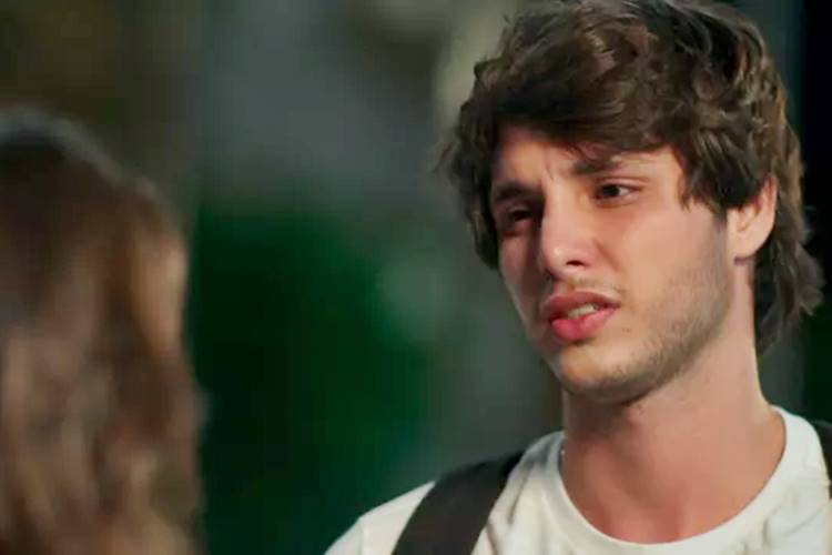 Malhação - Lucas (Reprodução/TV Globo)