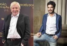 Marco Nanini e Caio Blat (Globo/Mauricio Fidalgo)