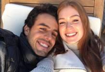 Marina Ruy Barbosa e Xandinho Negrão/Instagram