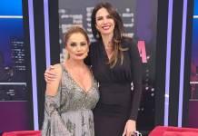 Nani Venâncio e Luciana Gimenez (Divulgação/RedeTV!)