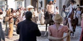 Novo Mundo - Joaquim e Dom Pedro (Ellen Soares/Gshow))