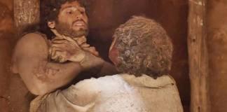O Rico e Lázaro - Asher é atacado (Blad Meneghel/ Record TV)