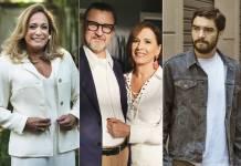 Os Dias Eram Assim - Elenco (Mauricio Fidalgo/Tata Barreto/Globo)