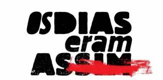 Os Dias Eram Assim - logo/TV Globo