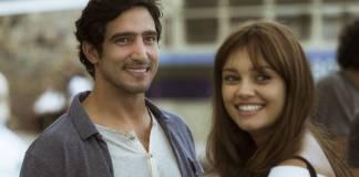 Os Dias Eram Assim - Renato e Alice (Globo/Mauricio Fidalgo)