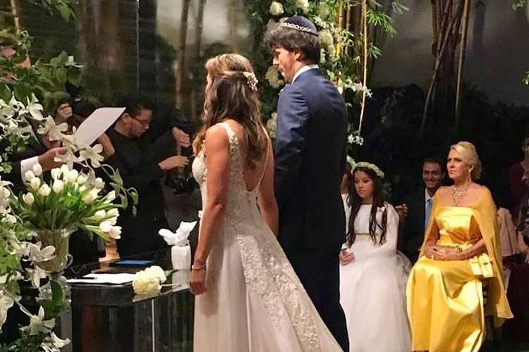 Patricia Abravanel e Fabio Faria (Reprodução/Instagram/Foto:Thiago Duran/AgNews)