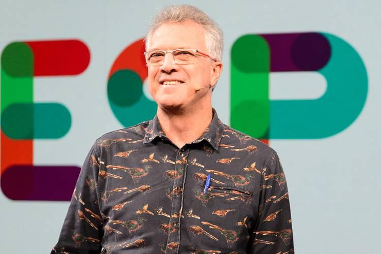 Pedro Bial (Globo/Ramón Vasconcelos)