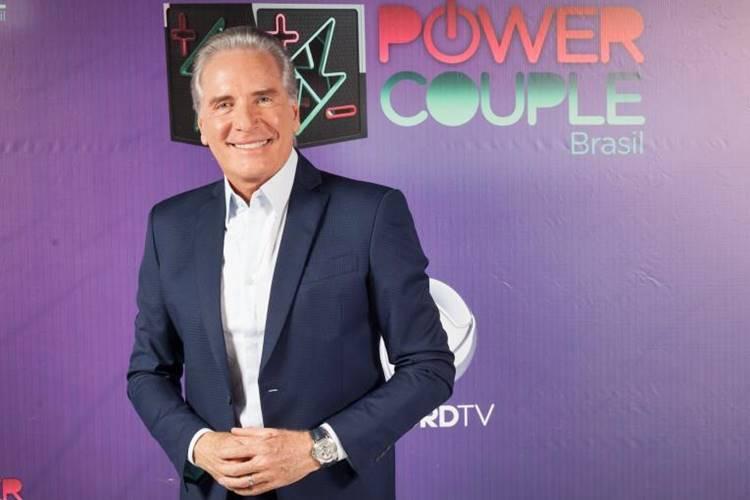 Roberto Justus (Edu Moraes/Record TV)