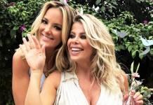 Ticiane Pinheiro e Karina Bacchi/Instagram