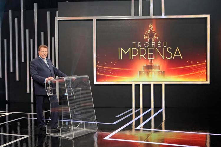 Troféu Imprensa - Silvio Santos (Lourival Ribeiro/SBT)