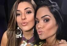 Vivian Amorim e Mayara Motti