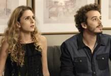 A Força do Querer - Ivana e Claudio (Reprodução/TV Globo)