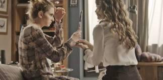 A Força do Querer - Ivana e Joyce (Reprodução/TV Globo)