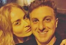 Angélica e Luciano Huck/ Instagram